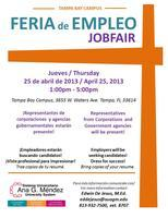 Feria de Empleo / Job Fair