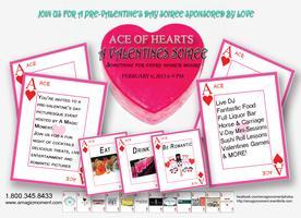 Ace of Hearts Valentine Soiree