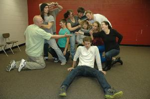 Mixed Level Comedy Improv Ages 14 and Up WEDNESDAYS...