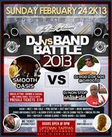 Band Vs Dj Battle