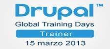 Drupal Global Training Days (MILANO)