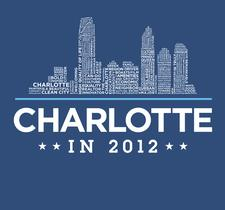 Charlotte in 2012 Democratic National Convention Host Committee logo