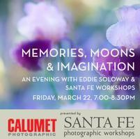 An Evening with Eddie Soloway & Santa Fe Workshops:...