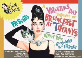 Valentines Day Screen: Breakfast At Tiffany's