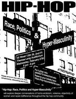 Hip Hop - Race, Politics, and Hyper-masculinity