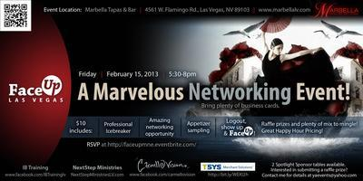 A Marvelous Networking Event