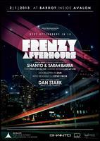 SP Presents: Frenzy Avalon Afterhours feat. Shanto &...