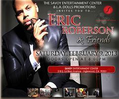 Eric Roberson & Friends Pre Grammy Concert