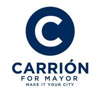 Carrion for Mayor Kick-Off Rally