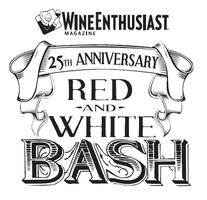 Wine Enthusiast Magazine's 25th Anniversary Red and...