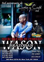 Wason Brazoban Live @ Cana y Cafe
