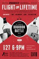 1st Annual Bourbon Battle at The Trestle Inn