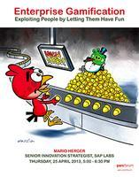 "PARC Forum: ""Enterprise Gamification: Exploiting..."
