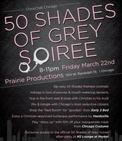 50 Shades of Grey Soiree Chicago
