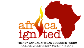 10TH ANNUAL AFRICAN ECONOMIC FORUM