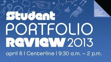 2013 AIGA Raleigh Student Portfolio Review