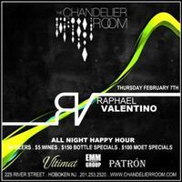 Thursday Happy Hour at The Chandelier Room in the W Hot...
