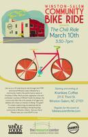 Winston-Salem Community Bike Ride
