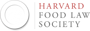 The Harvard Law Society Presents: 2013 Forum on Food...