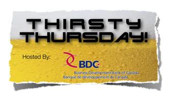 Exploriem's Thirsty Thursday Networking Event  April...