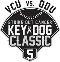 Key Dog Strike Out Cancer Classic - ODU vs VCU