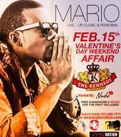 MARIO (R&B SuperStar) Live... @ The Kennedy...