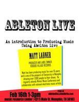 In the Studio: Abelton Live 101 with Matt Ladner