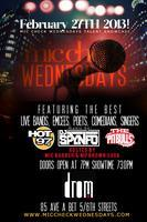 MIC CHECK WEDNESDAYS TALENT SHOWCASE FEBRUARY 27TH!
