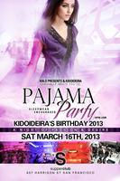 PAJAMA PARTY @SUPPERCLUB