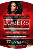 #LOVERS&FRIENDS @ THE PACKHOUSE THIS FRIDAY!!