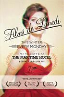 Films de Lunedi (Movie Mondays) in La Bottega Caffe...