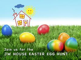 JW House Easter Egg Hunt 2013