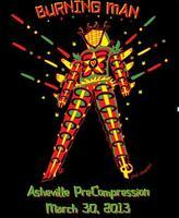 Asheville Burning Man Precompression