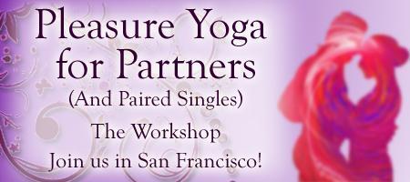 Pleasure Yoga for Partners