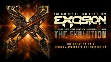 Excision: 2021 Tour (New Dates)
