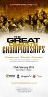 THE GREAT DEBATE CHAMPIONSHIPS