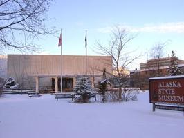 Juneau Slow Art Day - Alaska State Museum - April 27,...