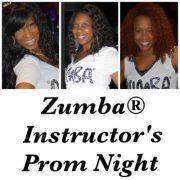 Zumba Instructor's Prom Night