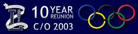 Leuzinger High School Class of 2003 10 Year Reunion