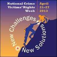 Hudson County National Crime Victims' Rights Week 2013