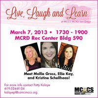 Live, Laugh and Learn Event at MCRD