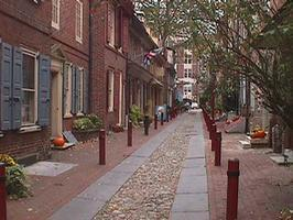 Digging for History at Elfreth's Alley