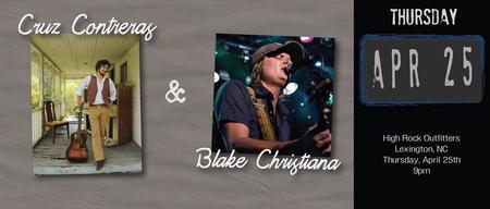 Songcraft Live - Cruz Contreras and Blake Christiana