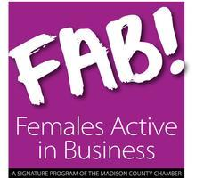 FAB! Females Active in Business   MARCH 2013