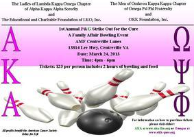 """1st Annual P&G Strike Out the Cure: """"A Family Affair..."""