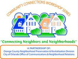 Enhancing Neighborhood Safety - It's a Partnership!