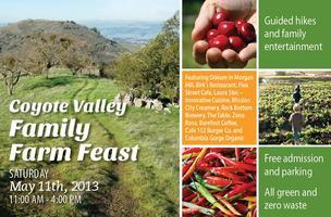 Coyote Valley Family Farm Feast