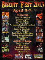 The Funky Biscuit Presents Biscuit Fest 2013 Four Day...