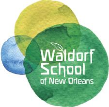 Waldorf School of New Orleans logo