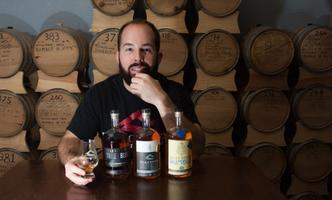 Balcones Distiller's Dinner with Chip Tate